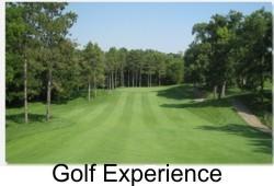 esperienza del golf